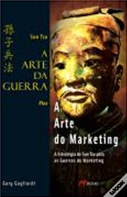 Wook.pt - A Arte da Guerra Plus a Arte do Marketing