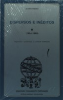 Dispersos e Inéditos II (1954-1960)