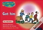 Read Write Inc. Phonics: Red Ditty Book 2 Got Him
