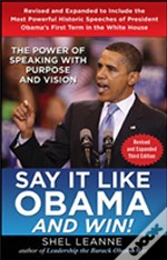 Say it Like Obama and Win!