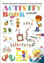 Alain Gree - Activity Book