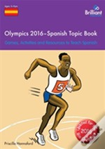 Olympics 2016 - Spanish Topic Book
