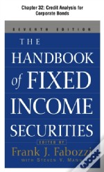 Handbook Of Fixed Income Securities, Chapter 32