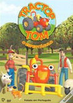 Wook.pt - Tractor Tom 2 - Dia do Desporto (DVD-Vídeo)