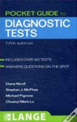 Wook.pt - Pocket Guide to Diagnostic Tests