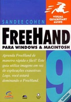 Wook.pt - FreeHand 9 para Windows & Macintosh