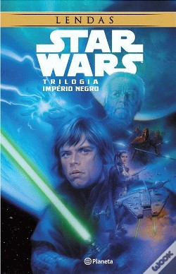 Wook.pt - Star Wars - Triologia  Império Negro
