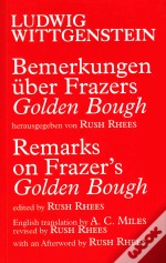 Remarks on Frazer's 'Golden Bough'
