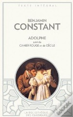 Adolphe ; Cahier Rouge ; Cécile