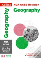 Aqa Gcse Geography: All-In-One Revision And Practice