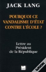 La Decapitation De L Ecole