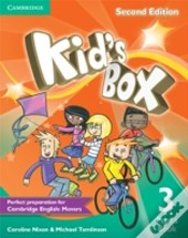Kid'S Box Level 3 - 2ED – Inglês – 3º Ano – Pupil's Book