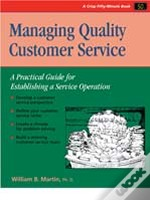Managing Quality Customer Service