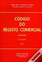 Código do Registo Comercial - Anotado
