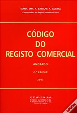 Wook.pt - Código do Registo Comercial - Anotado