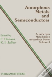 Amorphous Metals And Semiconductors