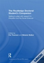 Routledge Doctoral Students Companion
