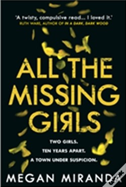 Wook.pt - All The Missing Girls