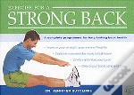 Exercise For A Strong Back