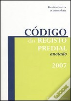 Código do Registo Predial 2007 - Anotado