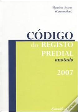 Wook.pt - Código do Registo Predial 2007 - Anotado