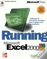 Running Microsoft Excel 2000