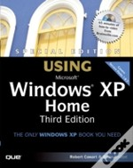 Using Microsoft Windows Xp Homespecial Edition