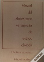 Manual De Laboratorio Veterinario De Analisis Clinicos