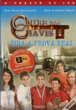Wook.pt - O Clube das Chaves Tira a Prova Real
