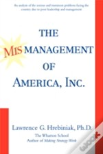 Mismanagement Of America, Inc.