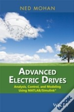 Electric Drives In Sustainable Energy Systems