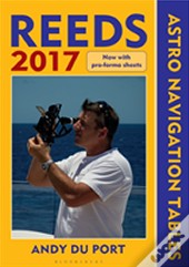 Reeds Astro-Navigation Tables 2017