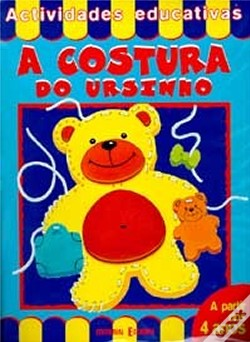 Wook.pt - A Costura do Ursinho