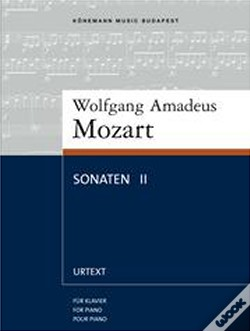 Wook.pt - Mozart: Sonaten II for Piano