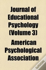 Journal Of Educational Psychology Volume 3