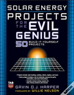 Wook.pt - Solar Energy projects for the Evil Genius