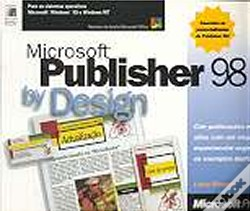 Wook.pt - Microsoft Publisher 98 By Design