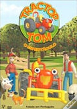 Wook.pt - Tractor Tom 1 - O Espectaculo (DVD-Vídeo)