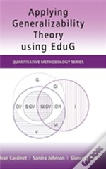 Applying Generalizability Theory Using Edug