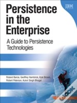 Persistence In The Enterprise