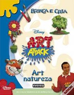 Wook.pt - Art Attack - Art Natureza