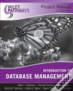 Introduction To Database Management Project Manual