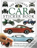 CAR ULTIMATE STICKER BOOK