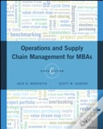 Operations Management For Mba 8242 S