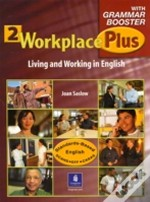 Workplace Plus 2 With Grammar Booster