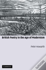 British Poetry In The Age Of Modernism