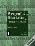 Legends In Marketing: Shelby Hunt