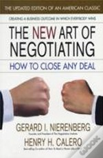 New Art Of Negotiating