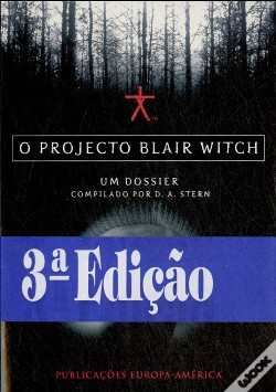 Wook.pt - O Projecto Blair Witch