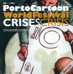 Wook.pt - Crises - XI Porto Cartoon